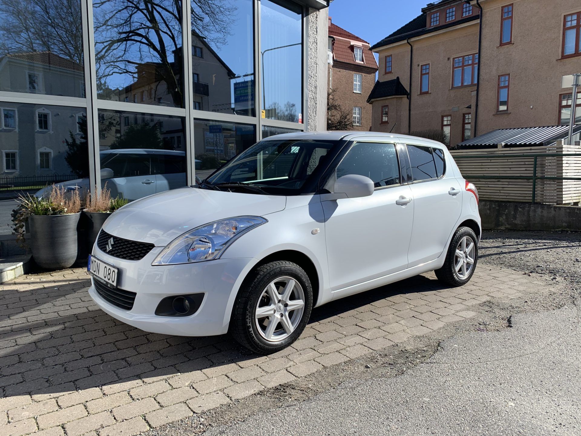 Suzuki Swift 1.2 VVT 4WD Exclusive 94hk