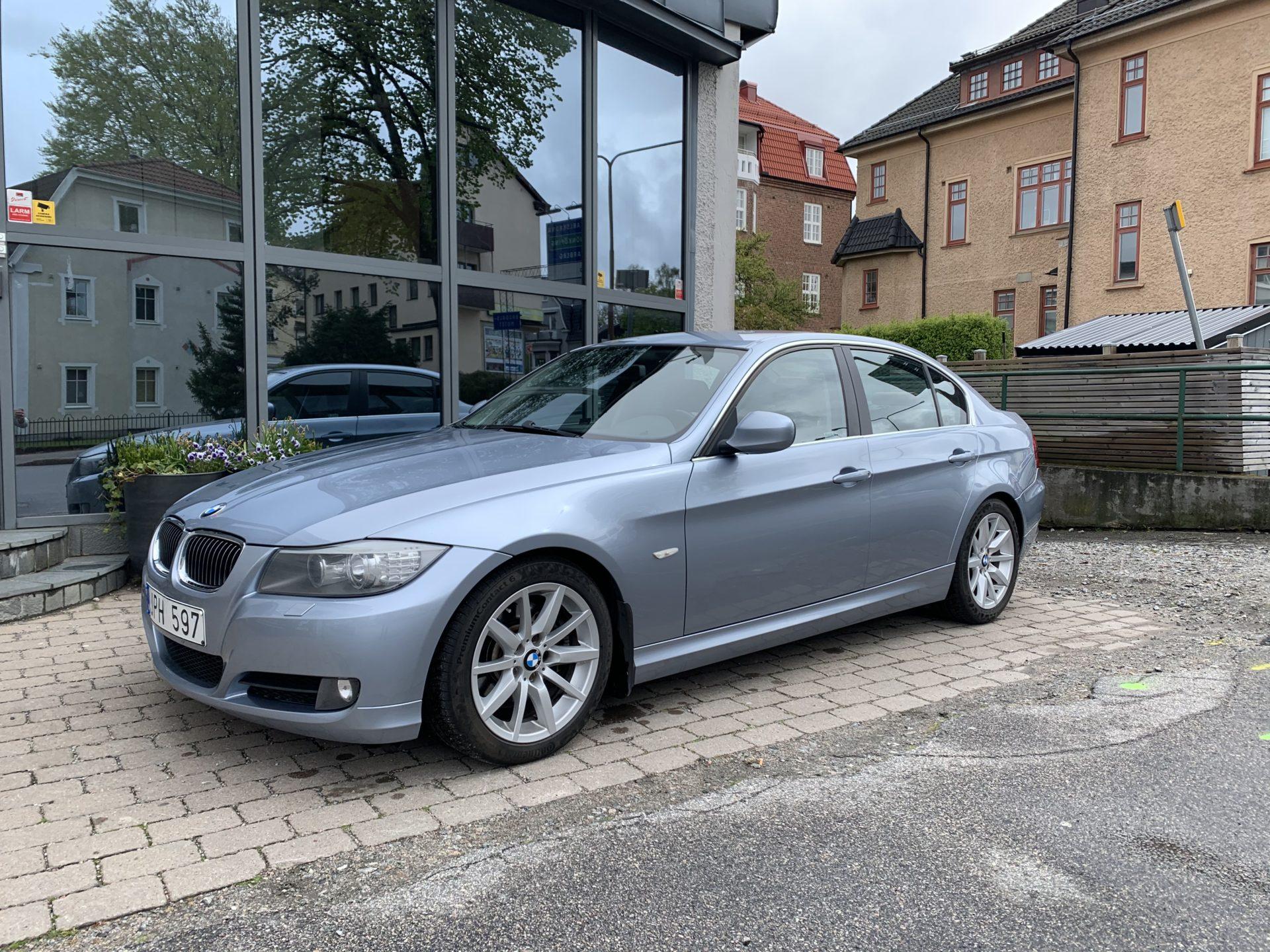 BMW 325 d Sedan Comfort, Dynamic 197hk