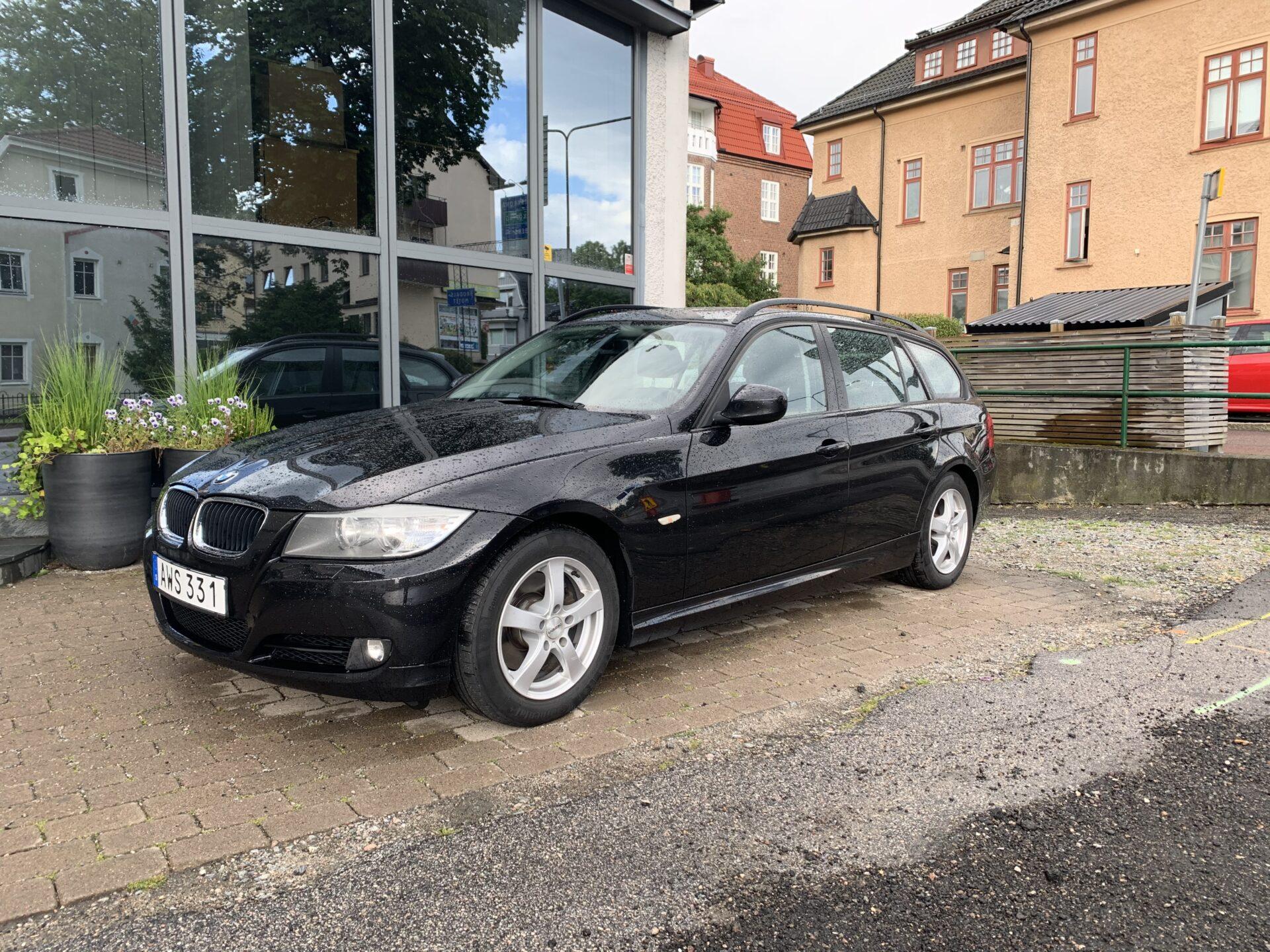 BMW 318 d Touring Comfort 143hk