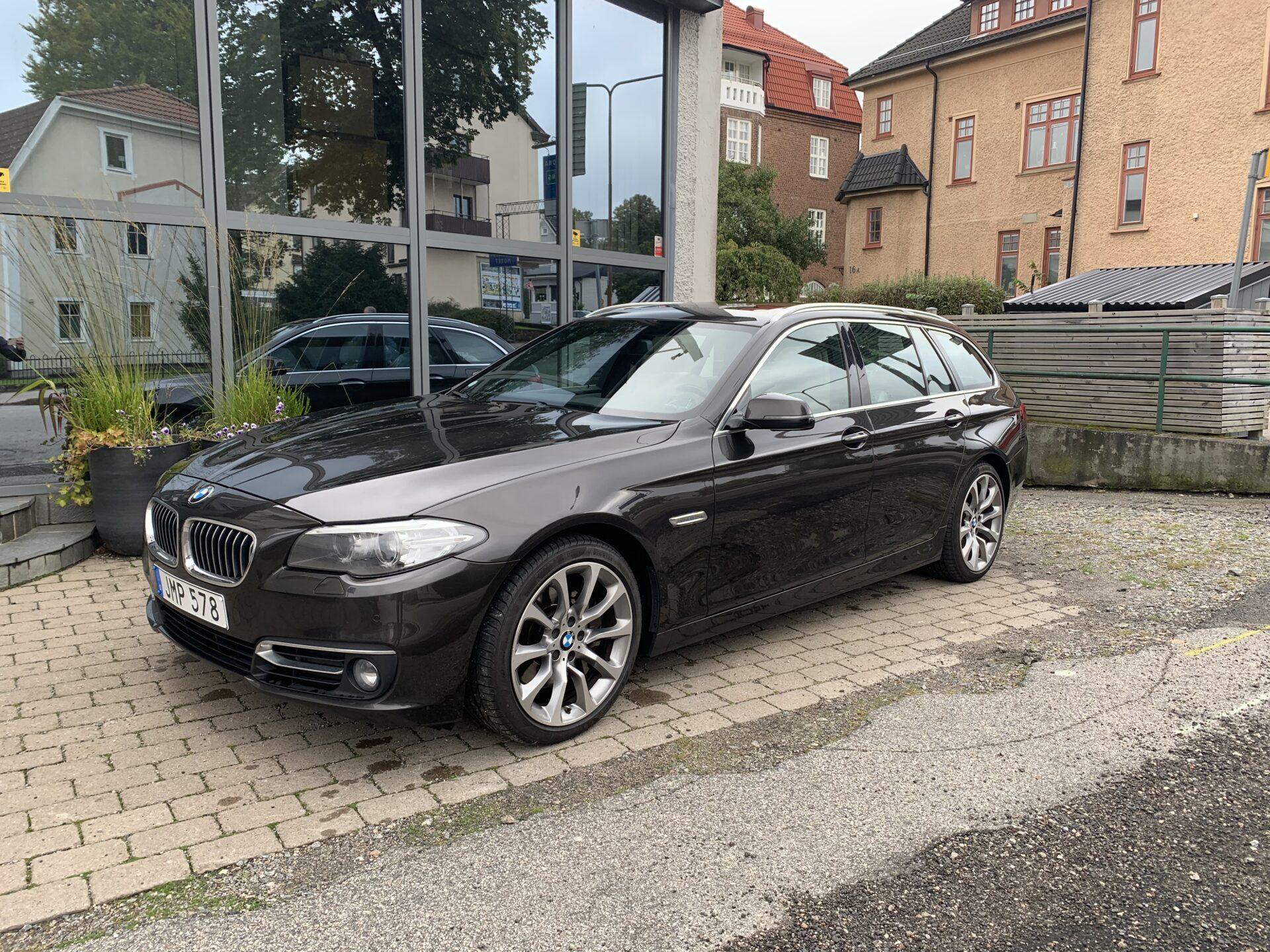 BMW 530 d xDrive Luxury Line 258hk /Aut/Drag