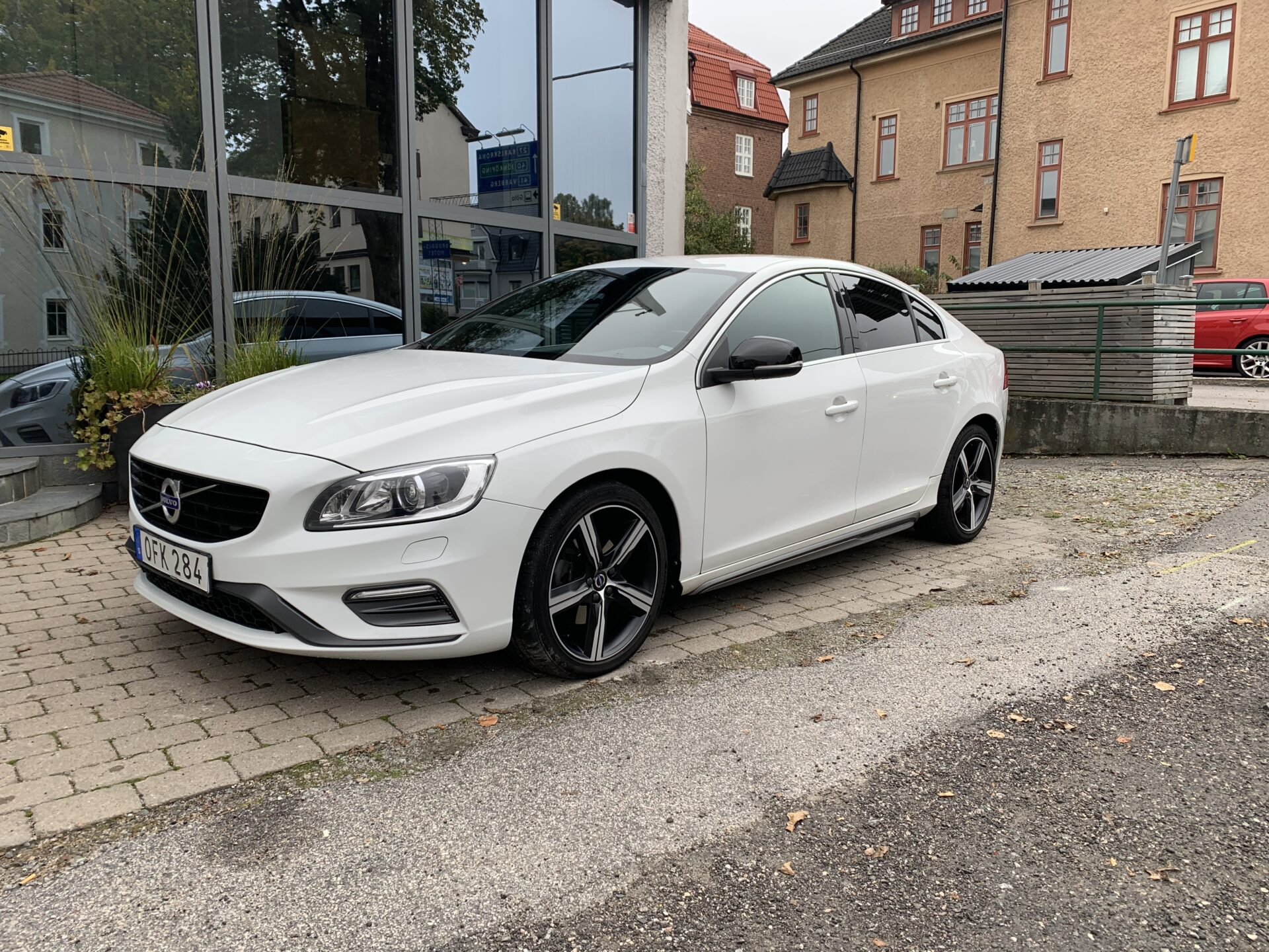 Volvo S60 D4 R-Design Polestar Optimisation