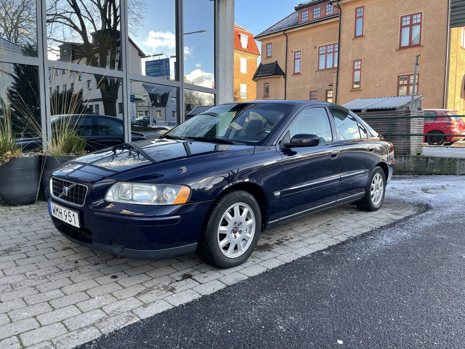 Volvo S60 2.4 Business 140hk / Drag