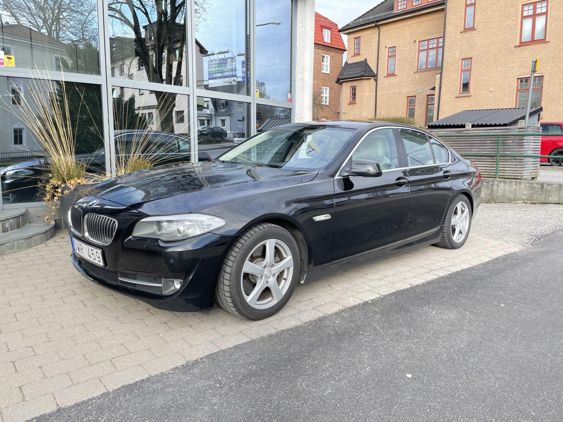 BMW 535 i Sedan 306hk / V-hjul