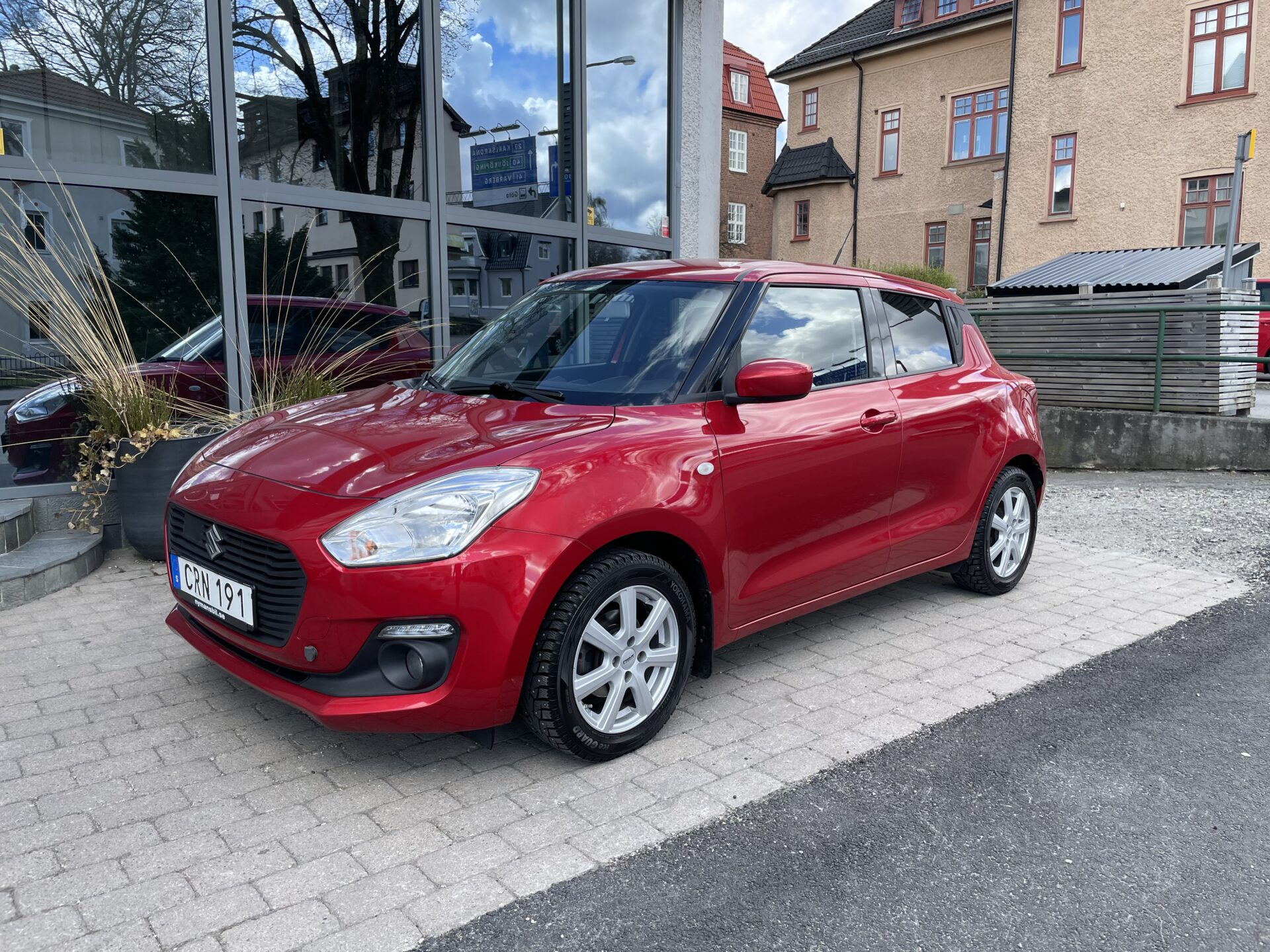 Suzuki Swift 1.0 GL 111hk / V-hjul