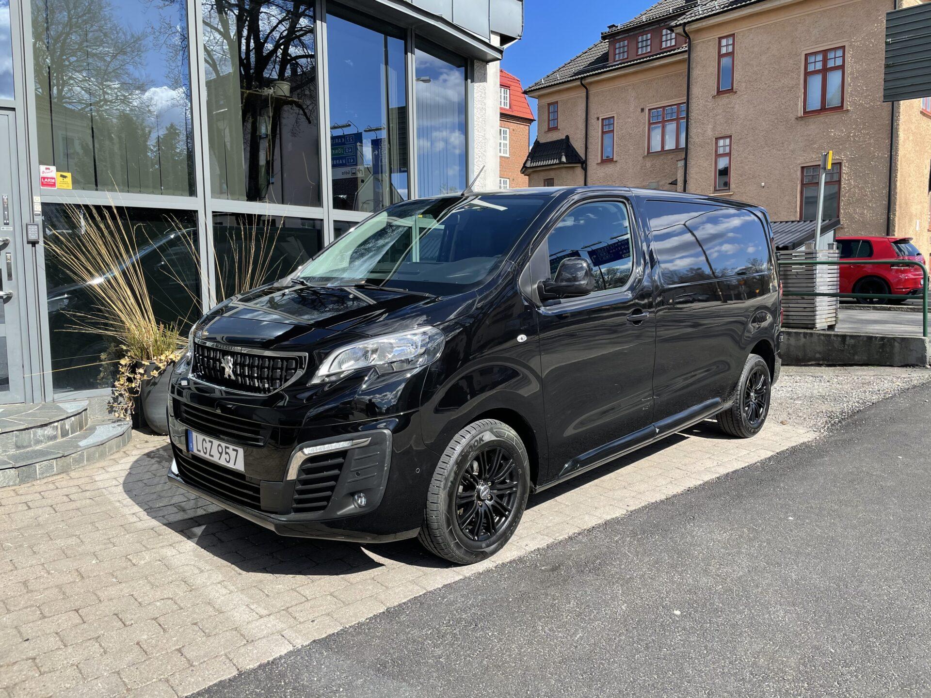 Peugeot expert 2.0 BlueHDi L2 Pro+ Aut 177hk / Drag