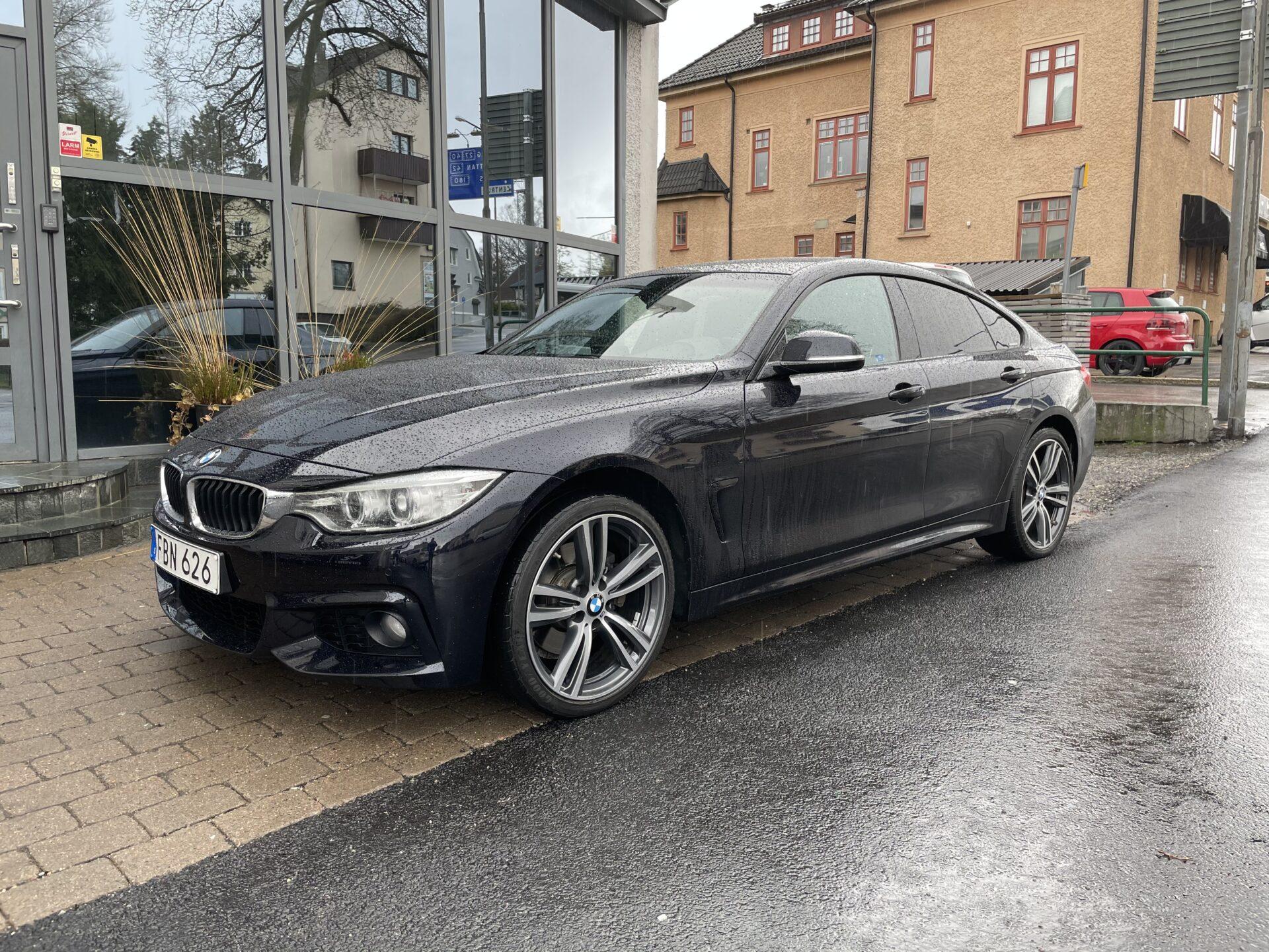 BMW 428 i xDrive Gran Coupé M Sport 245hk / Drag